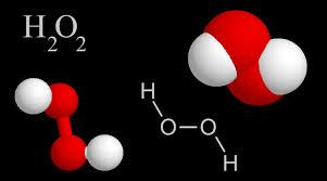 Agua Oxigenada peróxido hidrógeno