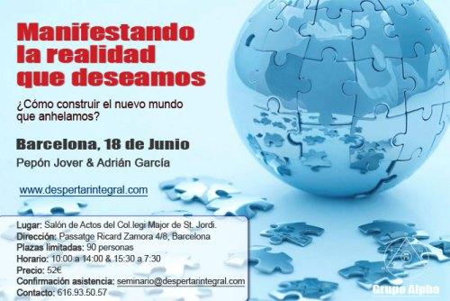 Seminario 18 Junio Barcelona