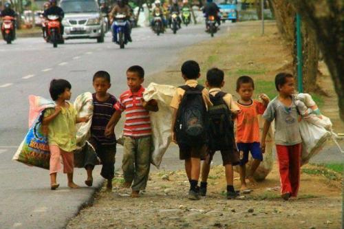 Riqueza y pobreza