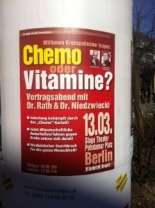 chemo oder  vitamine 1