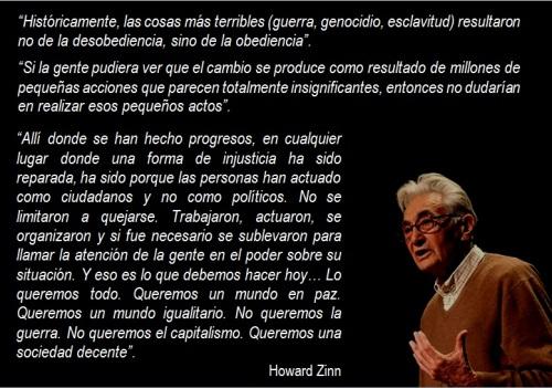 Howard Zinn - Obediencia