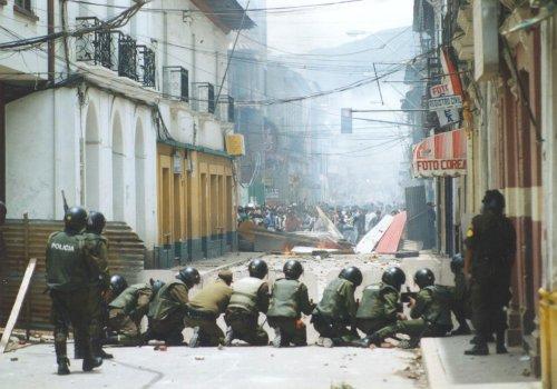 No privatizacion agua Cochabamba 2