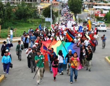 No privatizacion agua Ecuador 1