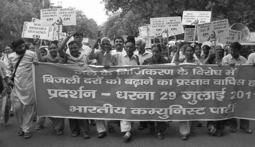 No privatizacion agua India