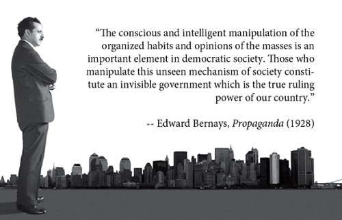 Edward Bernays - propaganda