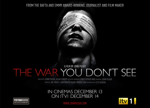 La guerra que no ves