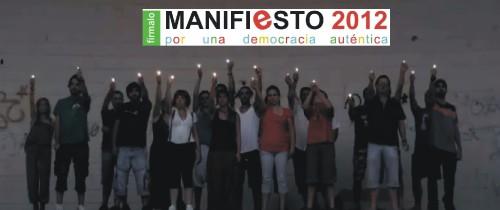Manifiesto 2012 - cabecera