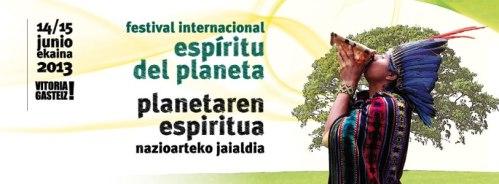 Festival Espiritu del Planeta Vitoria
