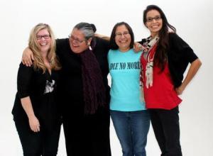 Idle no more fundadoras