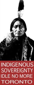 Idle no more Toronto