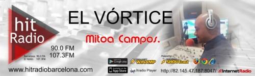 Mitoa Edjang Campos El Vortice