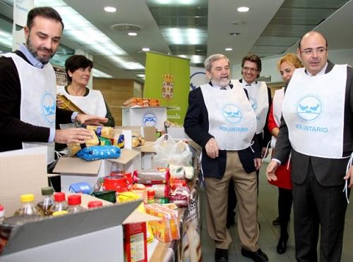 Banco Alimentos - Premio Diputación Granada