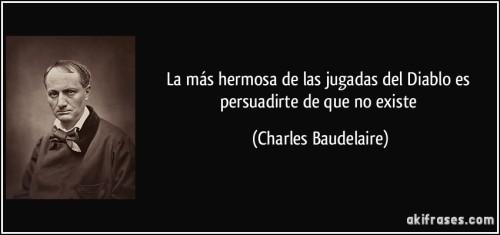 Baudelaire - la mejor jugada