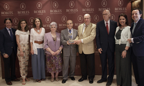 Premio B. Alimentos Casa Robles