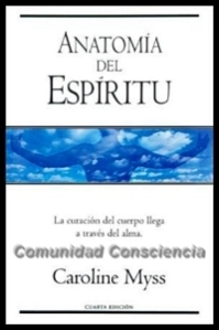 Anatomía del espíritu - Portada libro