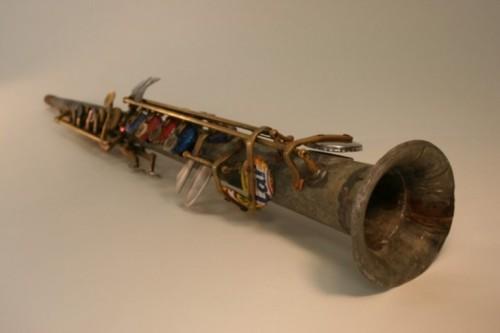 Cateura - clarinete