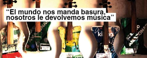 Orquesta Cateura - El mundo nos manda basura