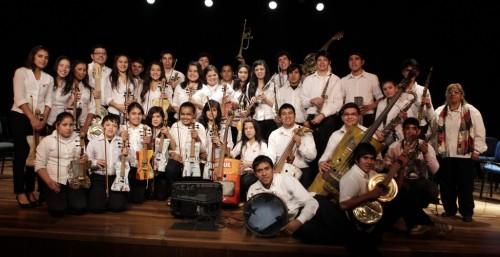 Orquesta de Reciclados Cateura