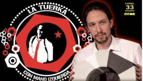 Pablo Iglesias La Tuerka