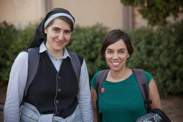 Teresa Forcades y Esther Vivas