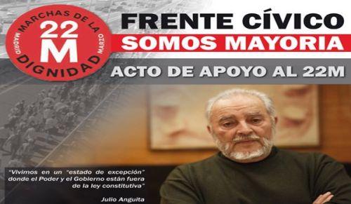 Julio Anguita 22 M