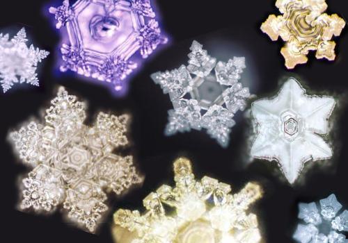 cristales de agua 2