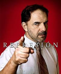 Lobos - represión