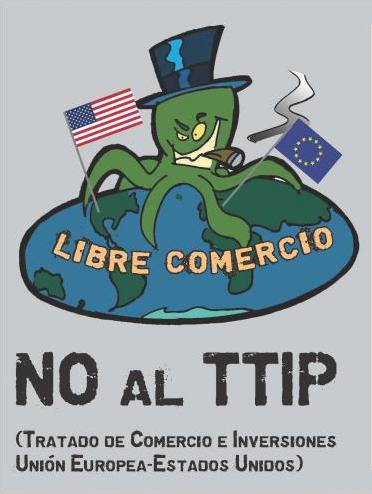 Campaña contra el TTIP