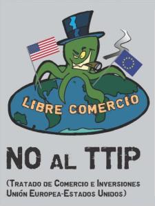 No al TTIP 2