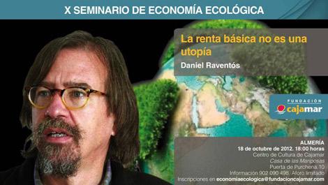 Renta básica - Daniel Raventós