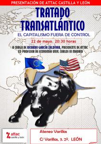 TTIP - TRATADO CONTRA LOS CIUDADANOS