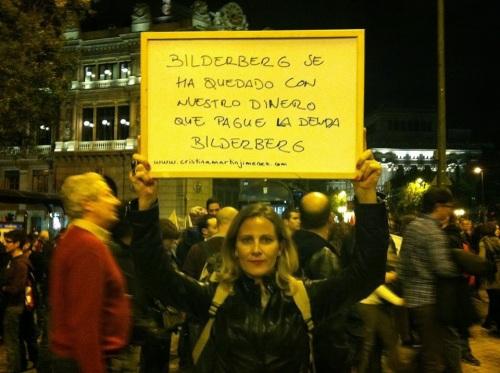 Cristina Martin - Bilderger se ha quedado con nuestro dinero