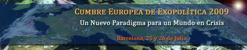 Cumbre Exopolítica - Logo