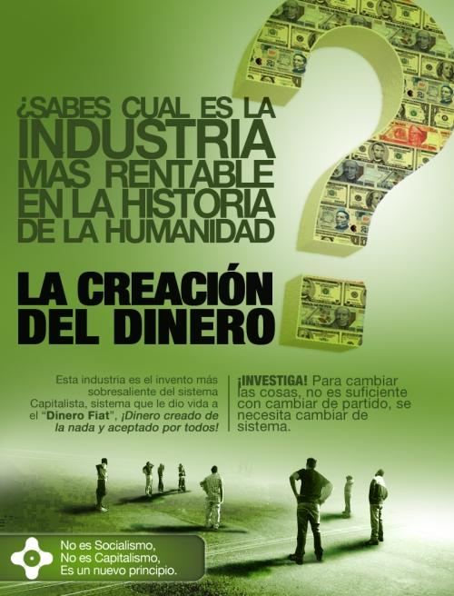 CREACIÓN DEL DINERO FIAT