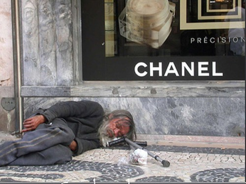 Desigualdad ricos pobres 1