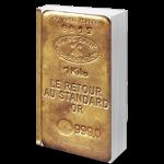Vuelta al patrón oro