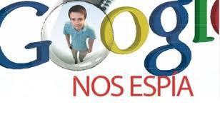 Google nos espía
