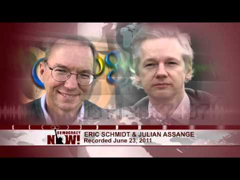 Julian Assange - Eric Schmidt