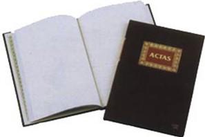 Libro de actas 1