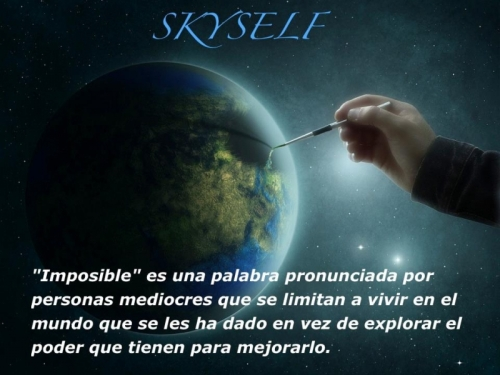 SKYSELF - Imposible