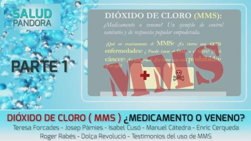 DIÓXIDO DE CLORO MMS