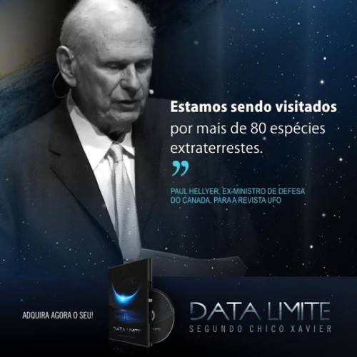 Data Limite - Paul Hellyer