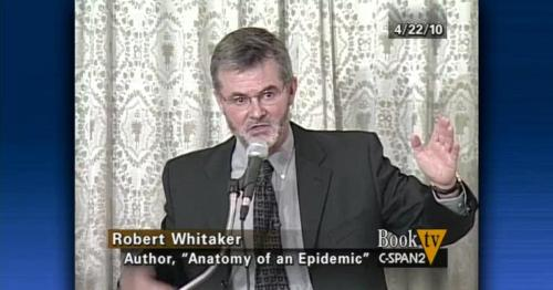 Robert Whitaker 1