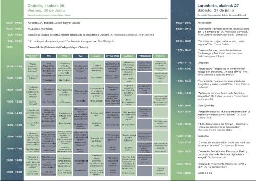 Symposium - Programa 2