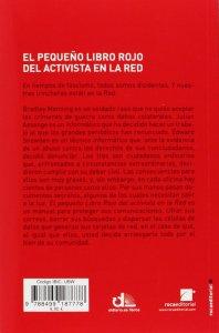 Libro rojo - reverso