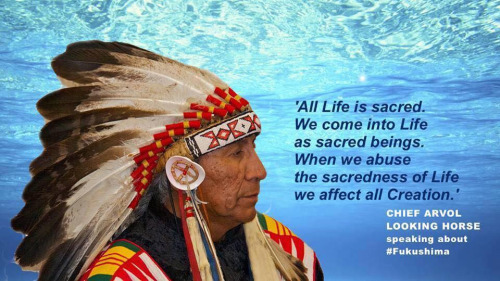 Chief-Arvol- Life is sacred