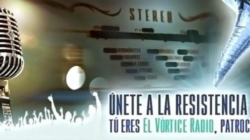 El Vórtice Radio - Patrocinio