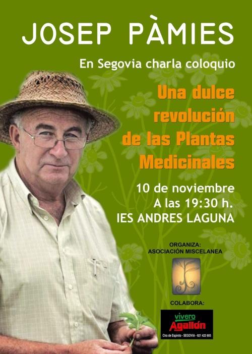 Josep Pàmies - Segovia
