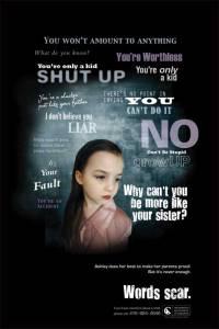 Abuso infantil - poster 1
