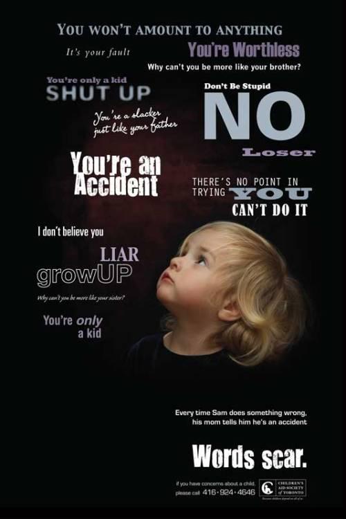 Abuso infantil - poster 2